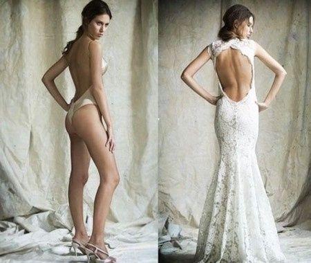 31b28418c24cb Que lencería escoger para vestido con espalda descubierta  - Moda ...