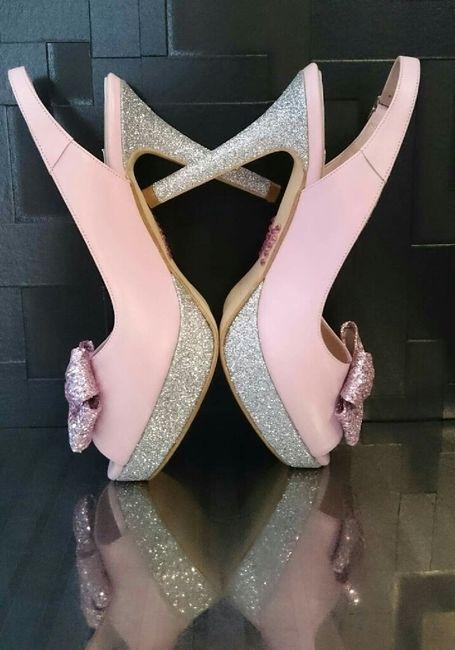 Amor a 1° vista de estos zapatos. - 2
