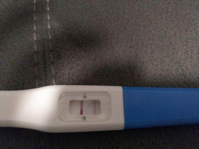 Test embarazo! Dudas ! 1