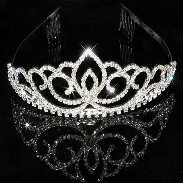Qué tiara escogeríais? - 2