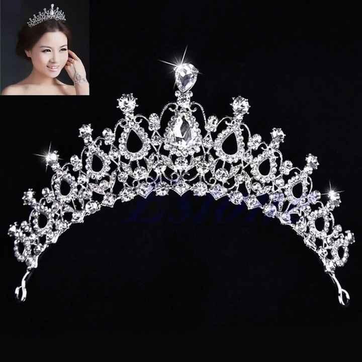 Qué tiara escogeríais? - 3