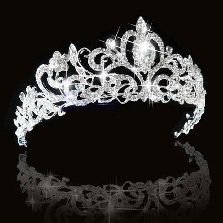 Qué tiara escogeríais? - 4