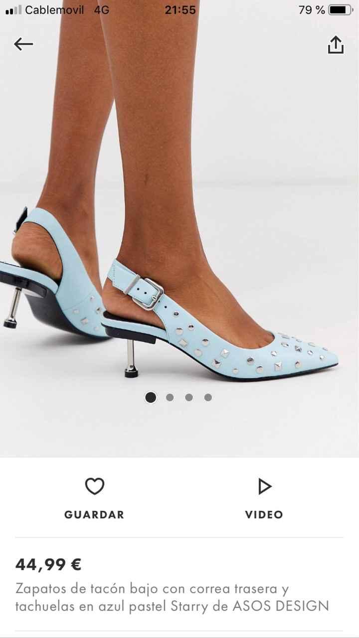 No encuentro zapatos para el día de mi boda 😥 necesito de vuestra ayuda 😥 - 2