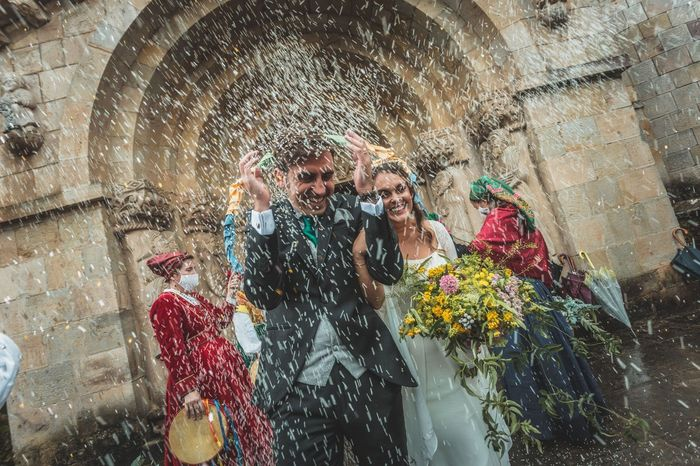 29-08-20. Just married y ni rastro de bicho! - 1