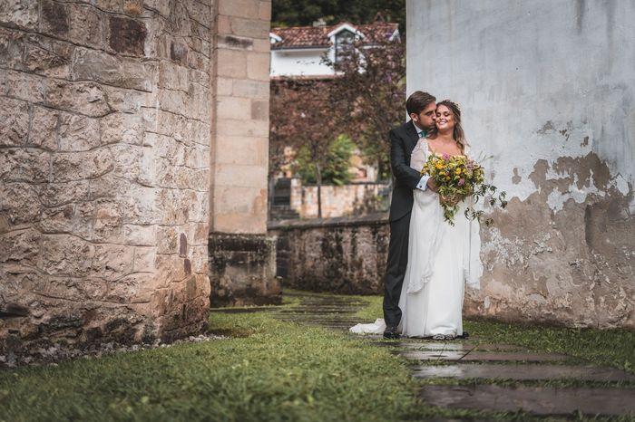 29-08-20. Just married y ni rastro de bicho! - 2