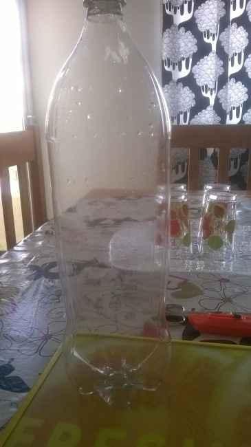 Botella de plástico 1