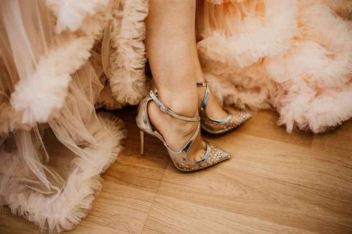 Y los zapatos para esa boda navideña? 24