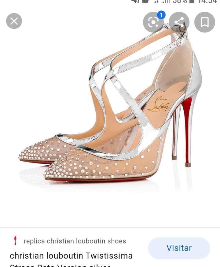 Y los zapatos para esa boda navideña? 25