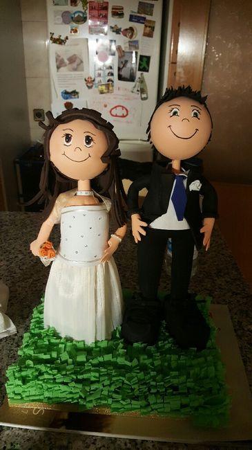 Mis novios de la tarta - 1