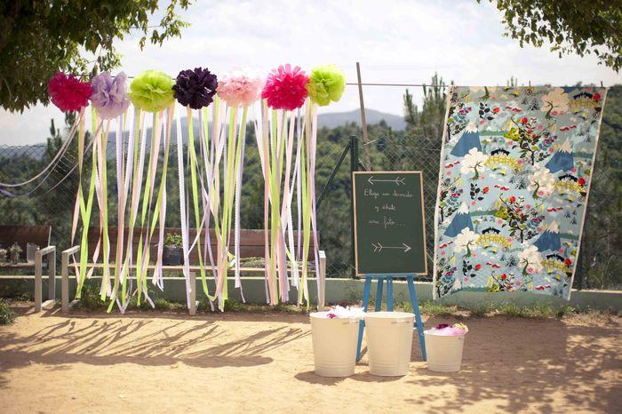 affordable ideas para boda sencilla with ideas para boda sencilla - Decoracion Fiesta Ibicenca