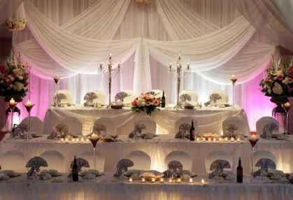 Decoración mesas de banquete III