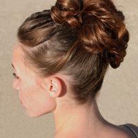 Peinados de novia VIII