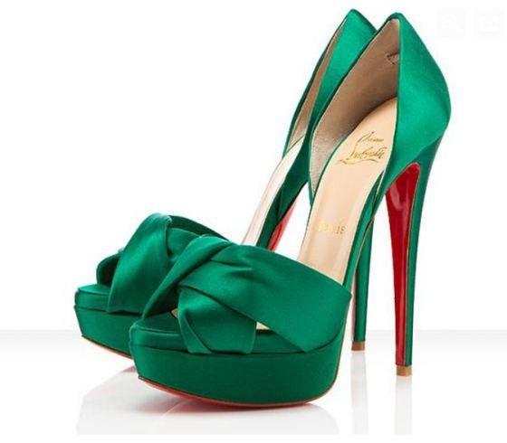 Bodas en color blanco y verde 4