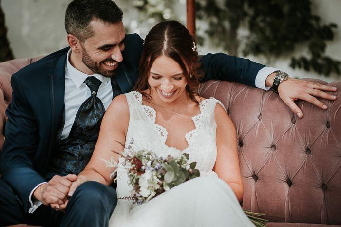 Sí se puede!!! Casados por fin! 1