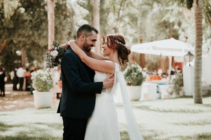 Sí se puede!!! Casados por fin! 3