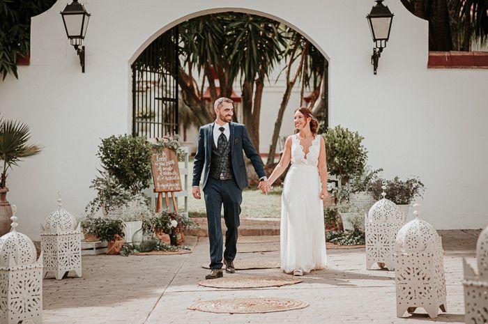 Sí se puede!!! Casados por fin! 6