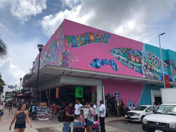 Excursión Isla Mujeres rm - 1