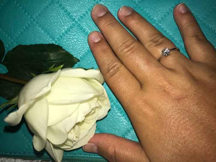 Chicas! Me enseñáis vuestros anillos? - 2
