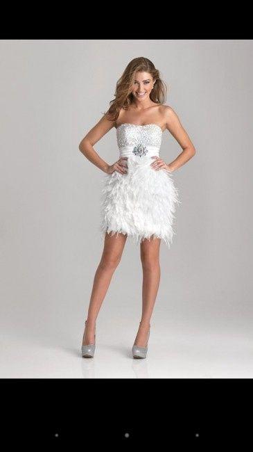 vestido de novia boda civil sencillo - valencia - foro bodas