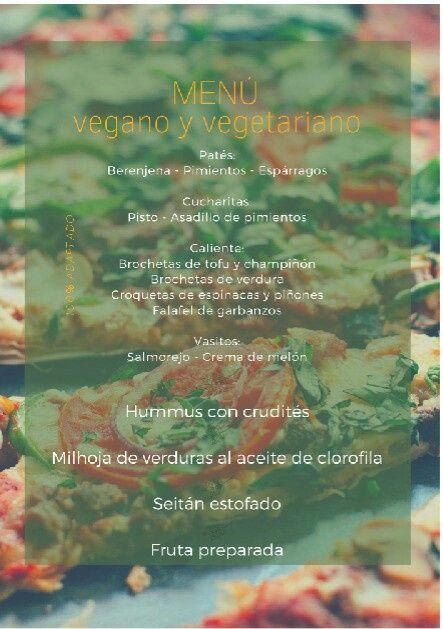 Ayuda menú vegano 1