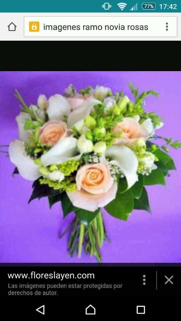 Tipo de flores - 1