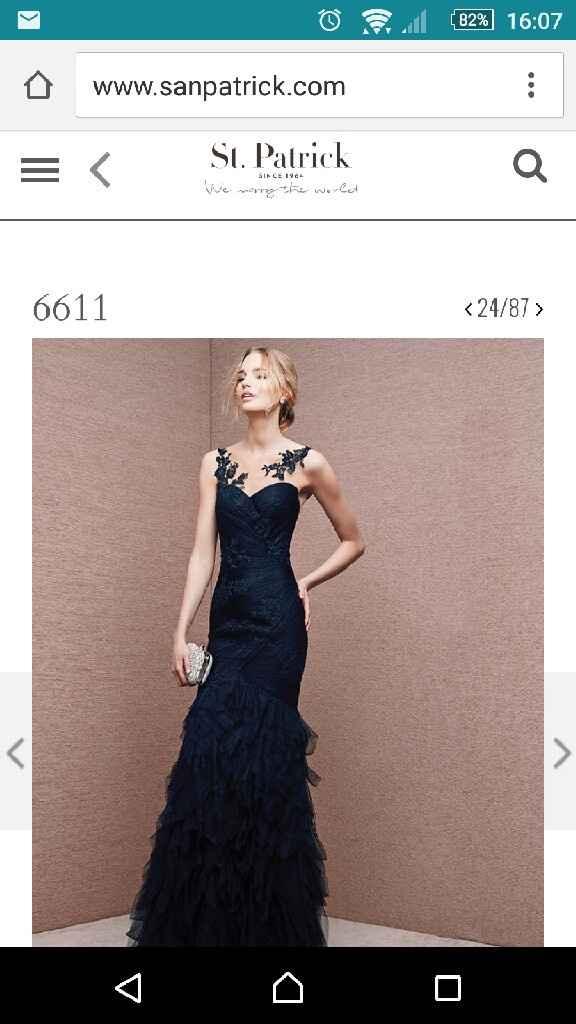 Alguien sabe el precio de este vestido??? - 1