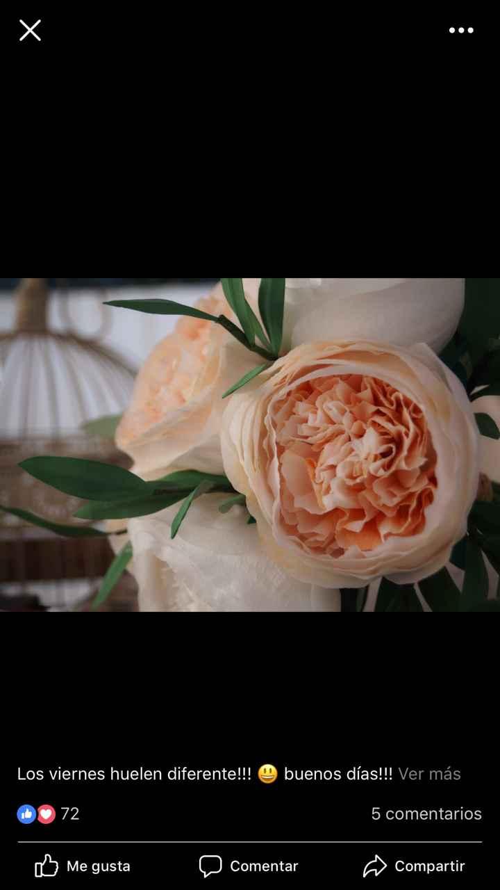 3 alternativas al tradicional ramo de novia. ¿Con cuál te quedas? - 3