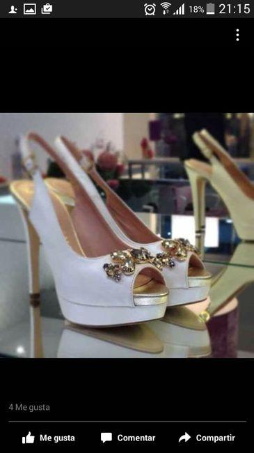 Ya tengo zapatos - 1