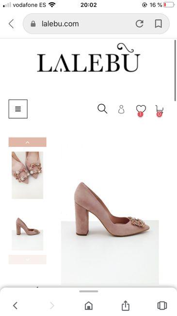 Ayuda con zapatos de boda! 1