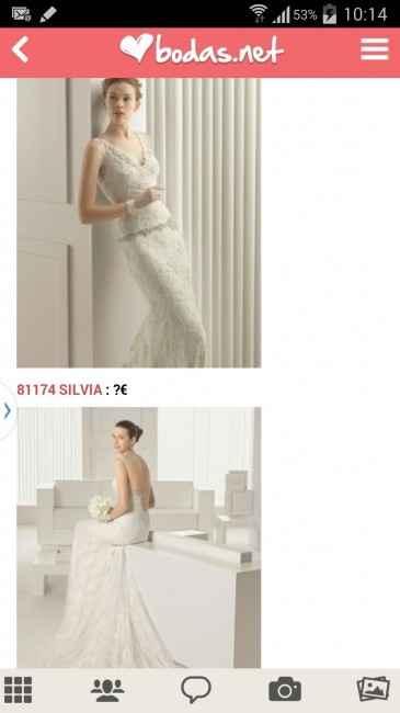 Alguien sabe cuanto cuesta estos vestidos?? - 2