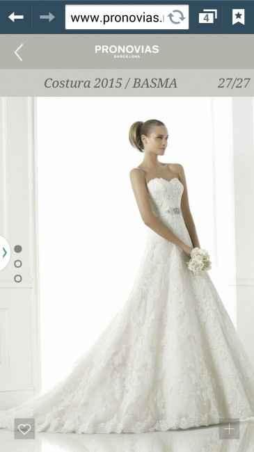 Alguien sabe cuanto cuesta estos vestidos?? - 3