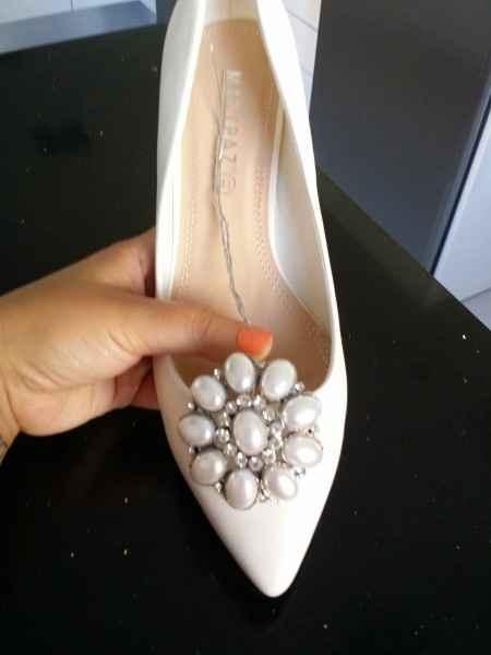 Mis zapatos customizados - 2