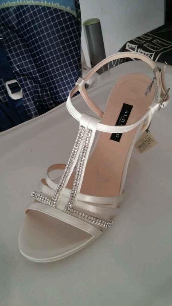 Ya tengo mis zapatos!!!!!! - 1