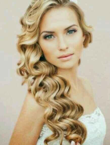 Peinado ondas - 2
