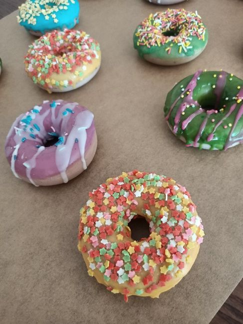 🍩 Tutorial Donuts jabón 🍩 1