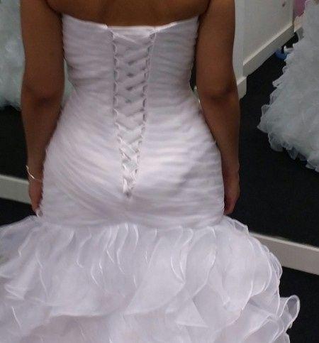 Decepcionada con mi prueba de vestido 😔😔😔😔 - 1