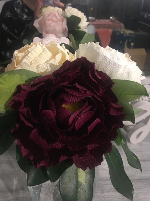 Los colores de tu boda, ¿son vuestros preferidos? ¿porque los elegisteis? Vamos a ponerle color a este dia gris. 1