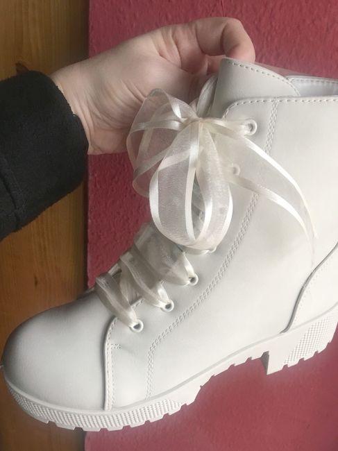 Zapatos en noviembre 1