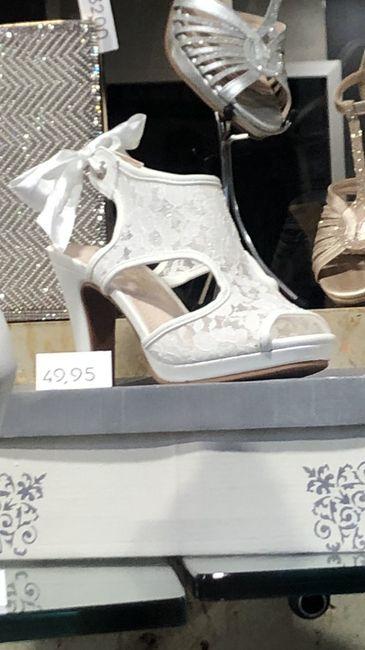¿Cuánto os han costado los zapatos de la boda? - 1