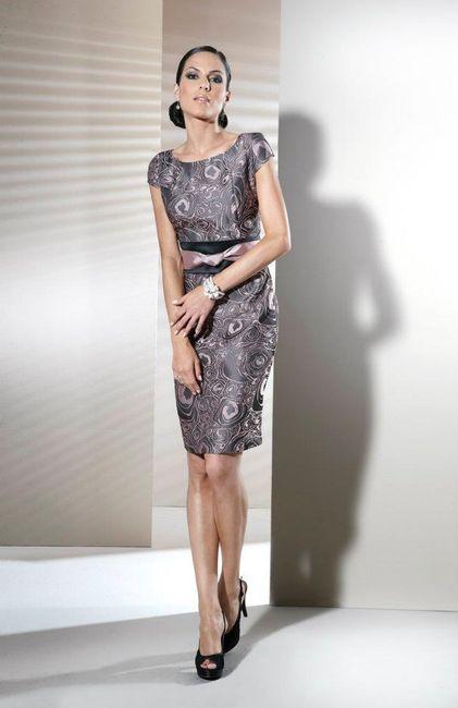 Vestidos de madrina vertize gala 2019