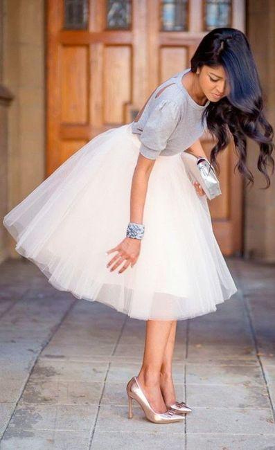 3a7db875b Faldas de tul para invitada - Moda nupcial - Foro Bodas.net