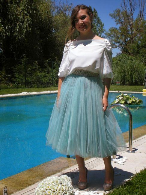 4435d753 Faldas de tul para invitada - Moda nupcial - Foro Bodas.net