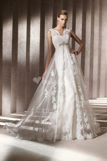 Precio vestido de novia 2019