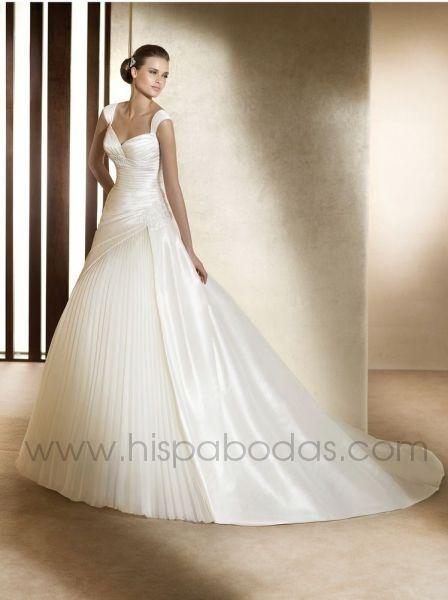 precio vestidos de novia pronovias - moda nupcial - foro bodas