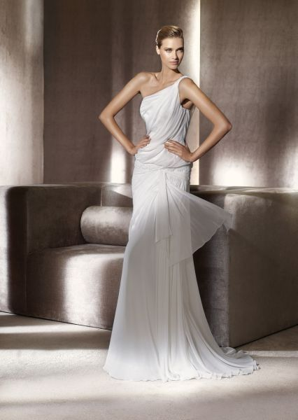 Vestidos de novia de pronovias 2011