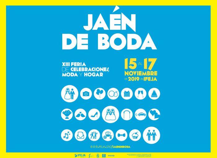 Novios que nos casamos el 10 de Octubre de 2020 en Jaén - 1