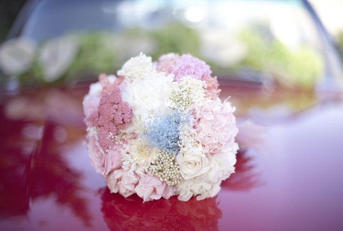 Resultado de imagen de ramo flores liofilizadas