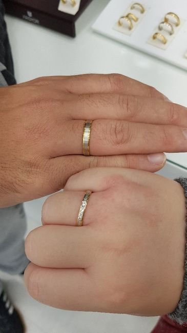 Alianza boda 1