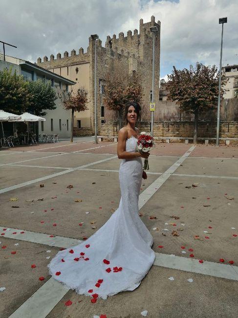 Por fin casados!! 19/09/2020 1