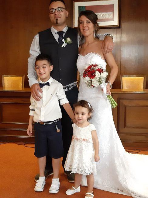 Por fin casados!! 19/09/2020 2